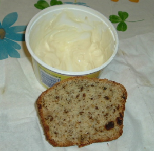 Banana Nut Date Bread