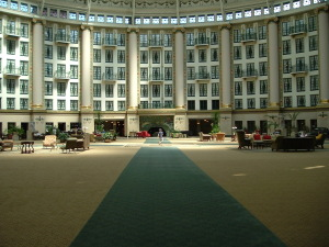 West Baden Spa Atrium